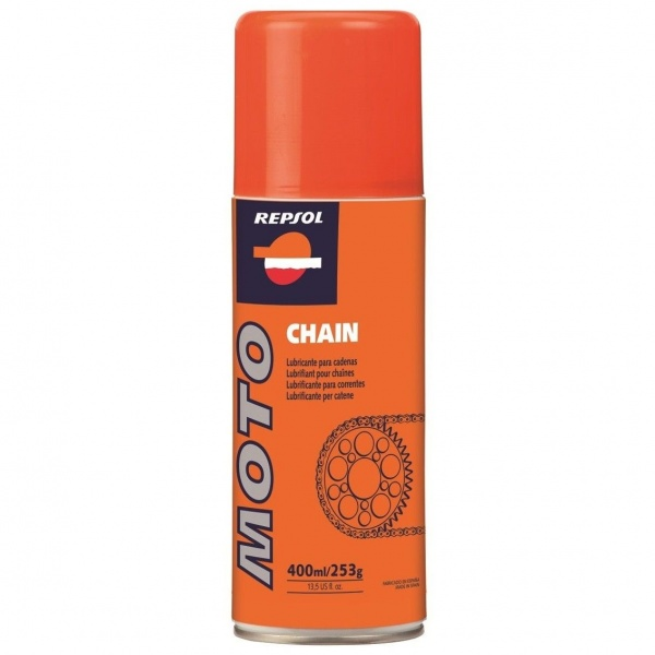 Repsol Spray Ungere Lant Chain Lube 400ML