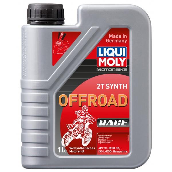 Ulei motor Liqui Moly Motorbike 2T Synth Offroad Race 1L 3063
