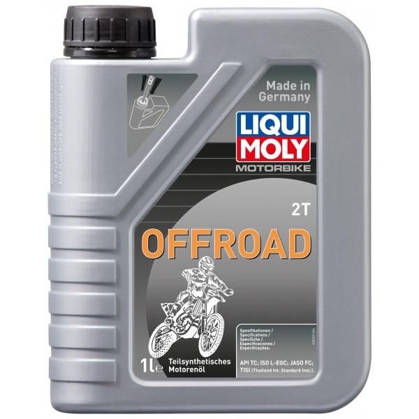 Ulei motor Liqui Moly Motorbike 2T Offroad 1L 3065