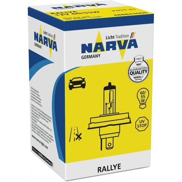Bec Narva H4 P45T 12V 60/55W 48884