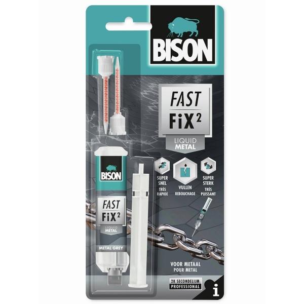 Bison Fast Fix Liquid Metal 10G