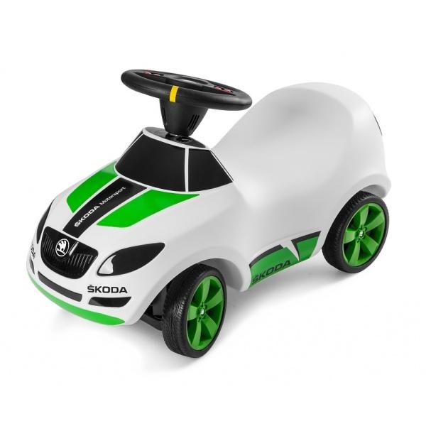 Masina Copii Ride-On Skoda Fabia Motorsport R5 Oe Skoda 000087500H