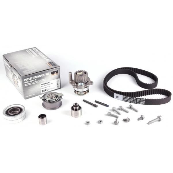 Kit Distributie + Pompa Apa Hepu Audi A1 8X1 2010-2018 PK06621