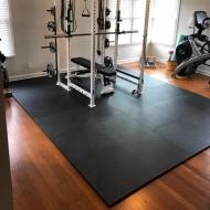 Covorașe pentru echipamente de fitness
