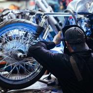 Scule service moto