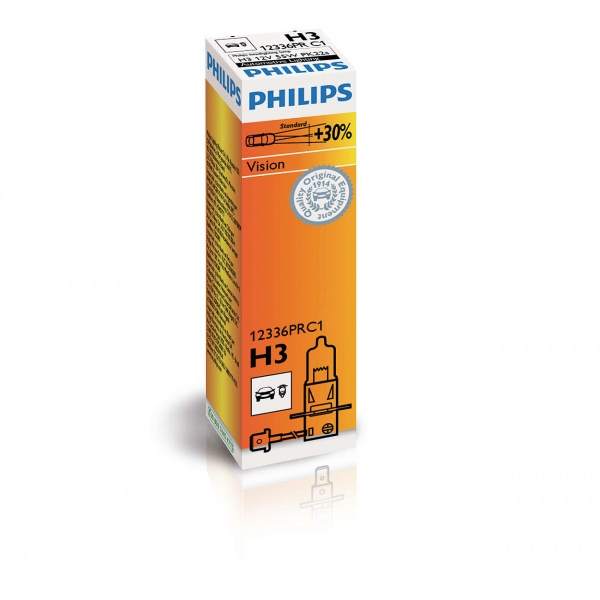 Bec Philips H3 12V 55W 12336PRC1