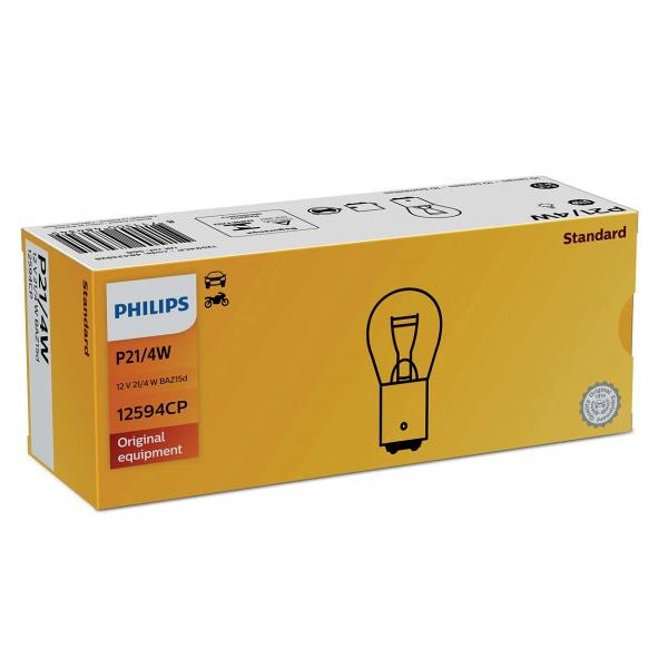Bec Philips P21/4W 12V 21/4W 12594CP