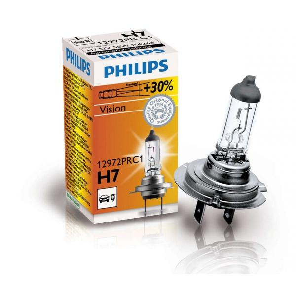 Bec Philips H7 12V 55W 12972PRC1
