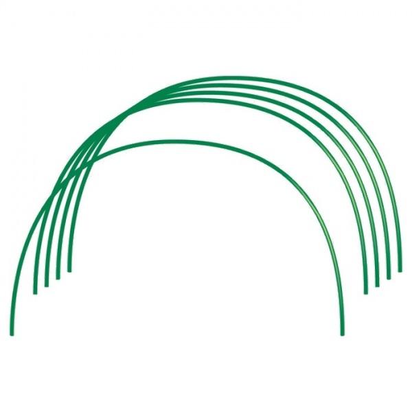 Arcuri Pentru Sera PVC 0,75 x 0,9M 6 Buc Diametru Teava 10MM Rusia 64407