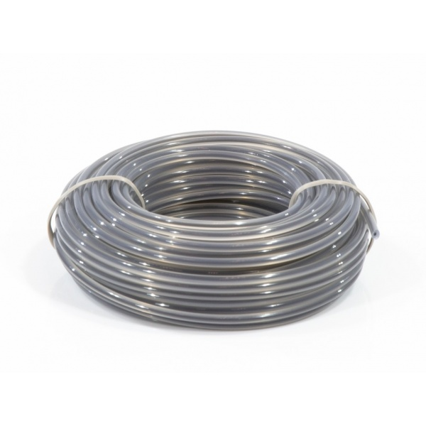 Fir De Taiat Iarba Rotund Material Cu Insertii Duble Pentru Trimmer 2,4MM х 15M Extra Cord Denzel 96180