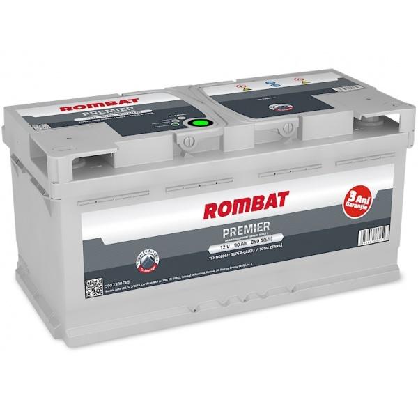 Baterie Rombat Premier 90Ah 850A 59023B0085ROM