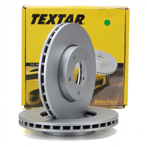 Disc Frana Fata Textar Ford Focus 3 2010→ 92237703