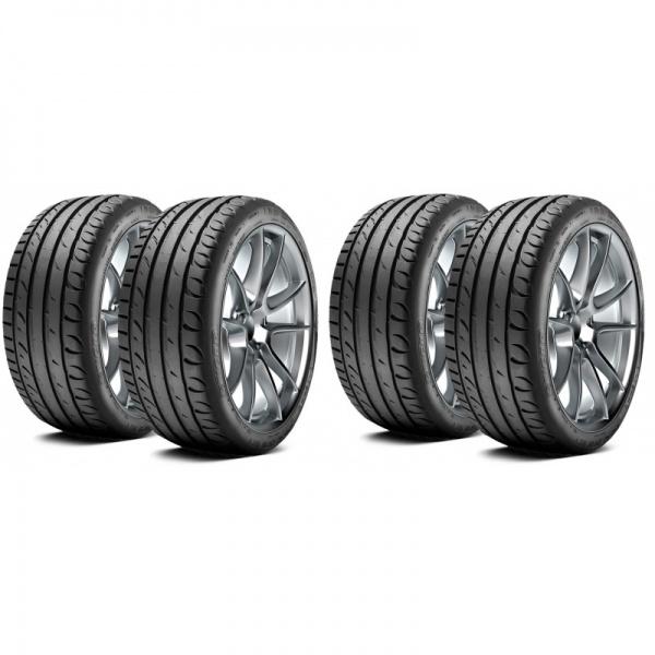 "Set 4 Buc Anvelopa Vara Tigar Ultra High Performance 95W 225/45 R18"""