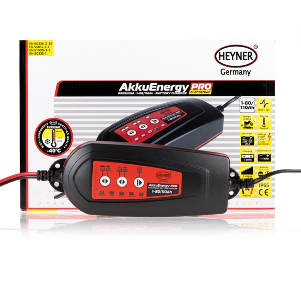 Redresor Baterie Heyner 12V 80-110AH 927080