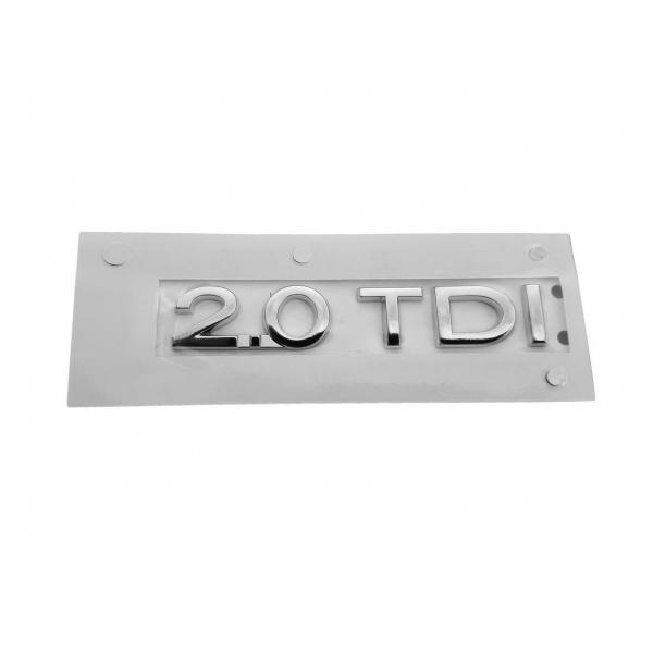 Emblema 2.0 TDI Crom Oe Volkswagen Passat B6 2005-2010 3C0853675E739