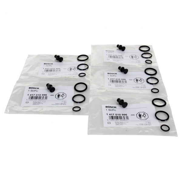 Set 5 Buc Kit Reparatie Injector Bosch 1 417 010 996