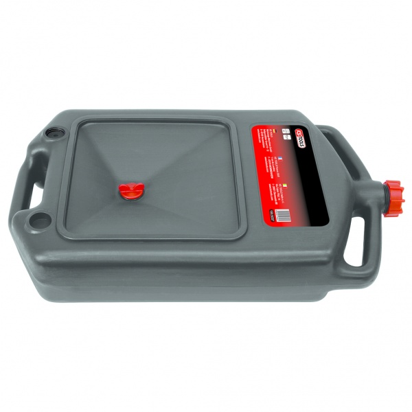 Ks Tools Vas Colectare Ulei 8L 340MM 150.9357