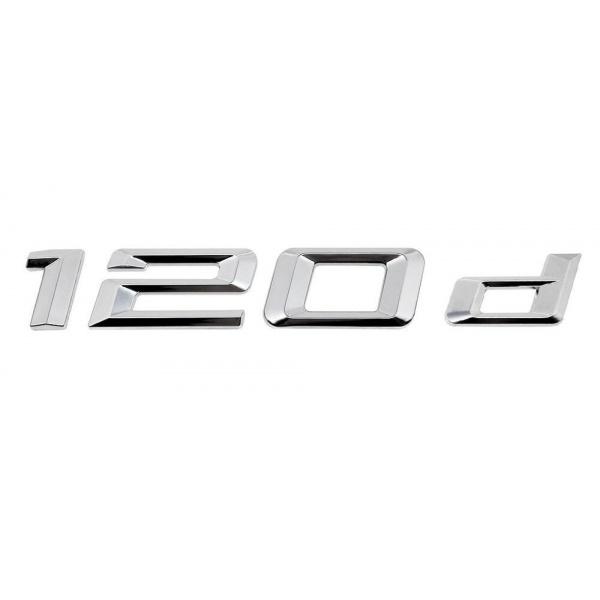 Emblema 120D Oe Bmw Seria 1 E81 2006-2011 51147135550
