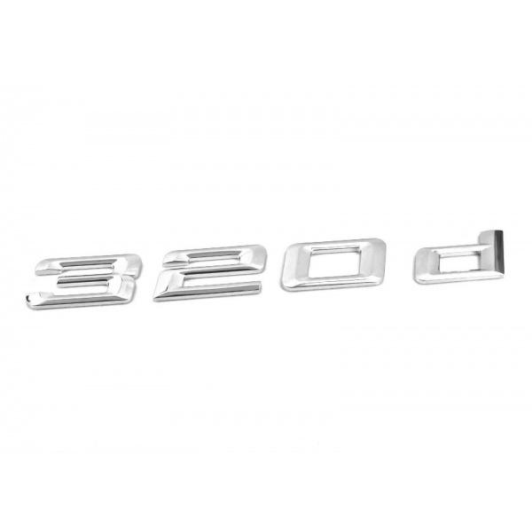 Emblema 320D Oe Bmw Seria 3 E90 2004-2012 51147157558