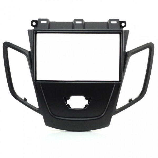 Adaptor 2 Din Ford Fiesta 2008→  W/Display (Black) 2008→ FOR-01