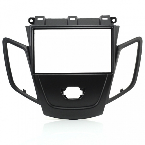 Adaptor 2 Din Ford Fiesta 2008→ Wo/Display (Black) 2008→ FOR-03