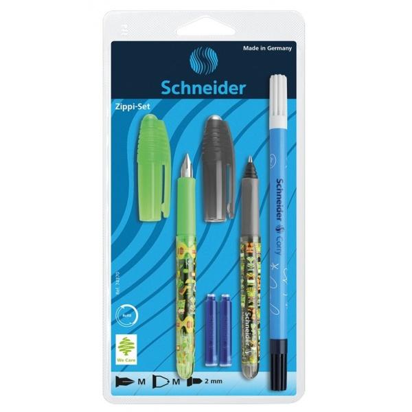 Schneider Set ZIPPI Stilou Roller Si Corector 046498