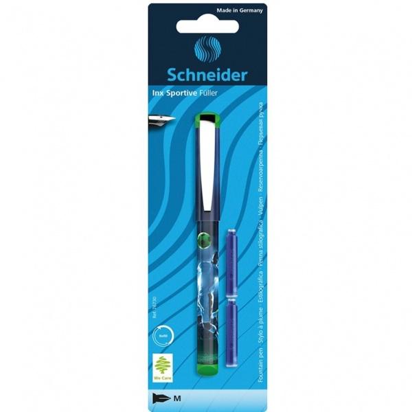 Schneider Pachet Stilou Inx Sportive Cu Doua Rezerve 220464