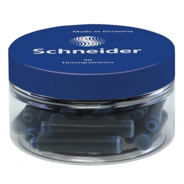 Schneider Patron Stilou 30 Bucati/Borcan Albastru 36000400