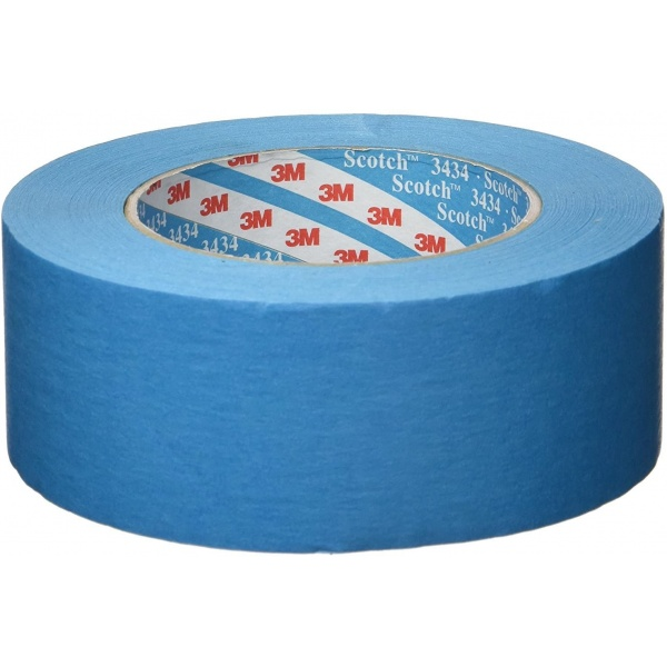 3M Banda Mascare Rezistenta La Apa High Performance Masking Tape 3434 50MM X 50M 07899