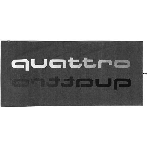 Prosop Plaja Oe Audi Quattro Gri 3131900700