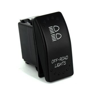 Intrerupator Lumini Off-Road Lights J11