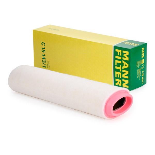Filtru Aer Mann Filter Bmw Seria 3 E46 1998-2005 C15143/1