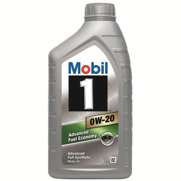 Ulei motor Mobil Advanced Fuel Economy 0W-20 1L