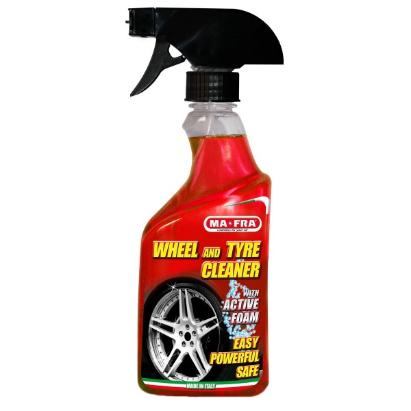 Ma-Fra Solutie Curatat Jante Si Anvelope Wheel & Tire Cleaner 500ML H0525MA