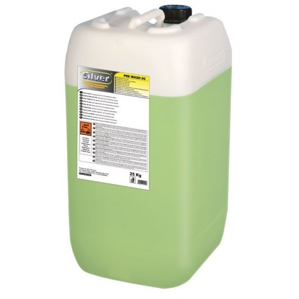 Ma-Fra Detergent Silver Pre Wash 2G 25L P0523MA