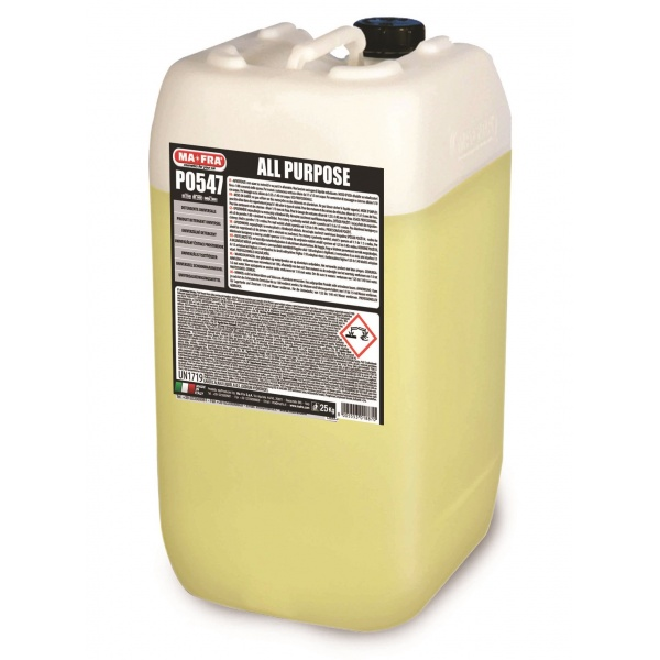 Ma-Fra Detergent Universal Concentrat All Purpose 25L P0547MA