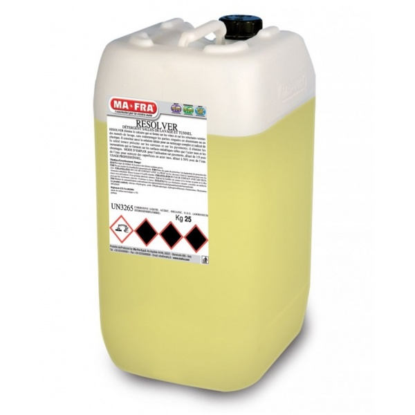 Ma-Fra Detergent Impotriva Calcarului Antiscale Detergent 25L P0755MA