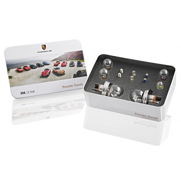 Set Becuri Rezerva Oe Porsche 356C 1963-1965 12V PCG35620000