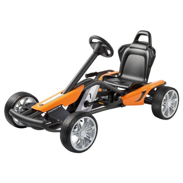 Go-Kart  Oe Porsche Portocaliu / Negru WAP0400020C