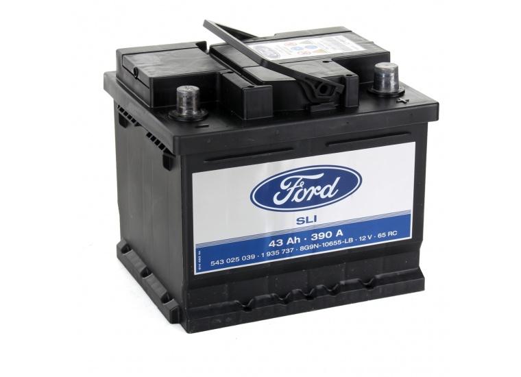 Baterie Oe Ford 43Ah 12V 390A 1935737