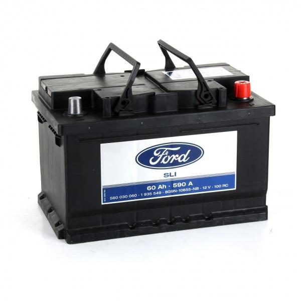 Baterie Oe Ford 60Ah 12V 590A 1935549
