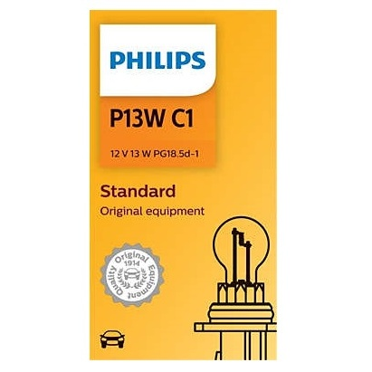 Bec Philips P13W 12V 13W 12277C1