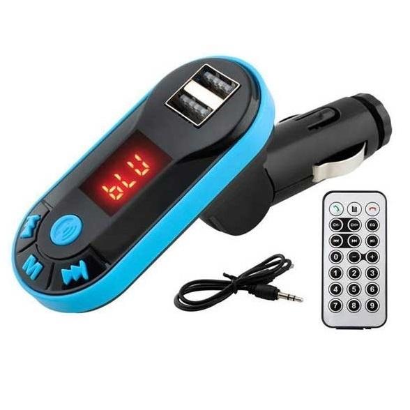 Modulator Fm Cu Bluetooth Si Incarcare MP3-R