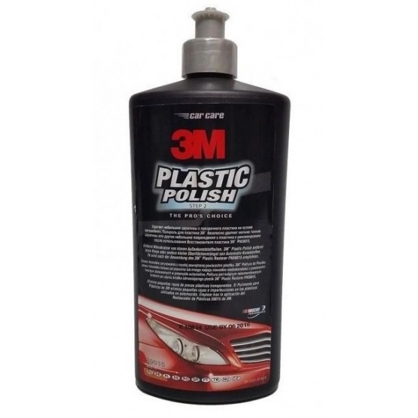 3M Solutie Polish Plastic Plastic Polish 500ML 59016