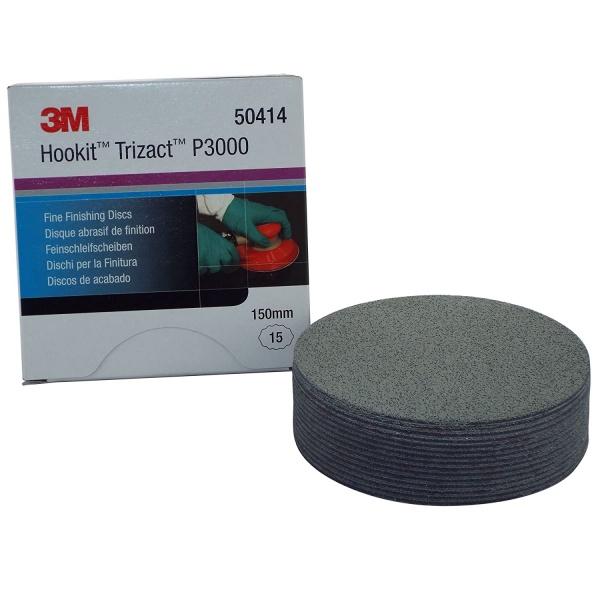 3M Disc Trizact P3000 150MM 50414