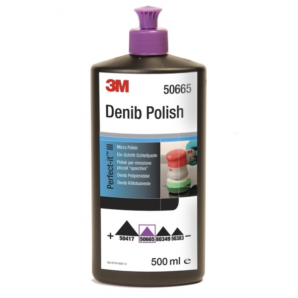 3M Denib Polish 500ML 50665