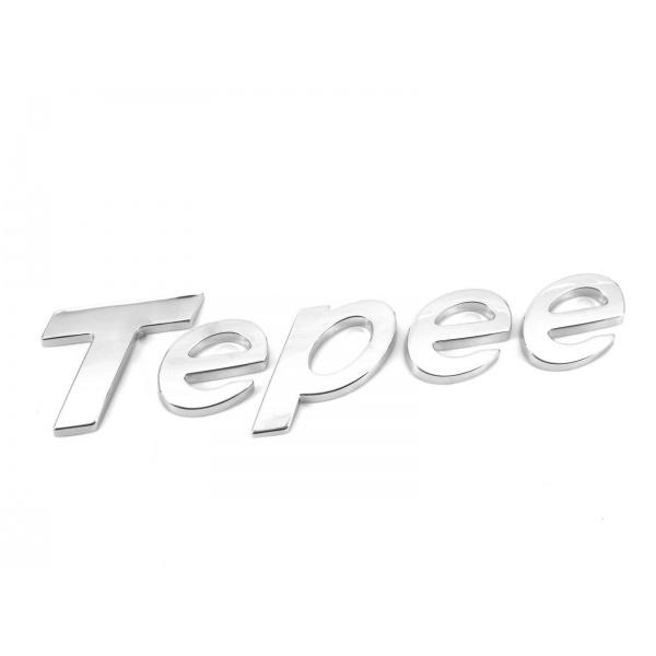 Emblema Hayon Spate Oe Peugeot Tepee 866678
