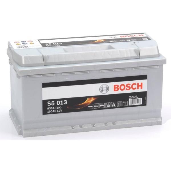 Baterie Bosch S5 100Ah 0092S50130
