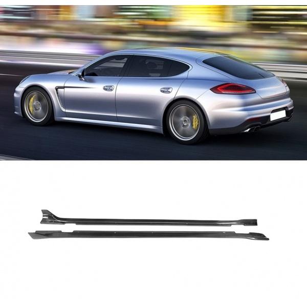 Praguri Laterale Porsche Panamera 970 2013-2016 Facelift Turbo Gts Carbon
