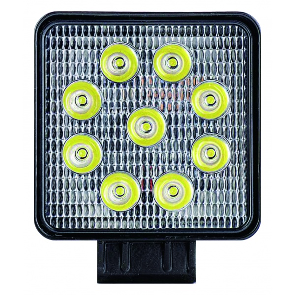 Proiector Led 27W 12/24V PAT-GD40909NJ 27W Spot 30° Slim 050117-3